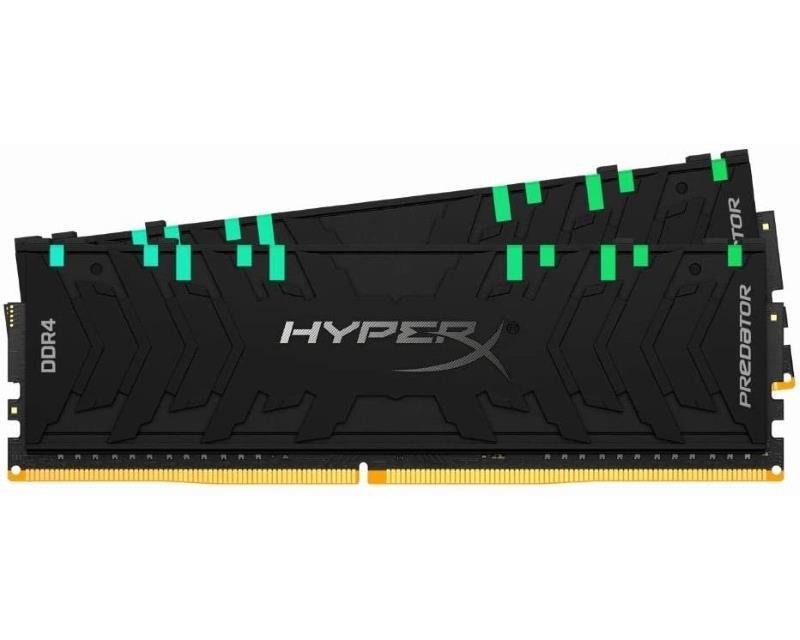 DIMM DDR4 16GB (2x8GB kit)) 4000MHz HX440C19PB4AK2/16 HyperX Predator