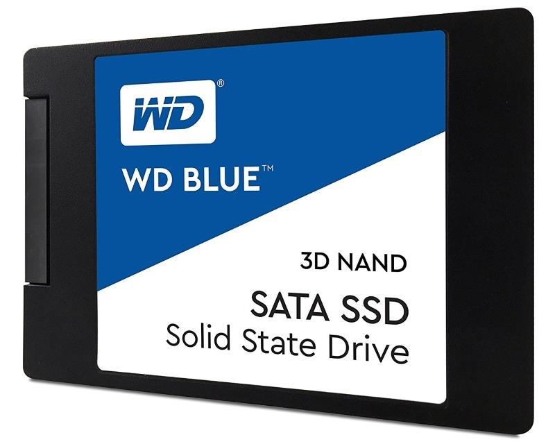 """2TB 2.5"""" SATA III WDS200T2B0A Blue"""